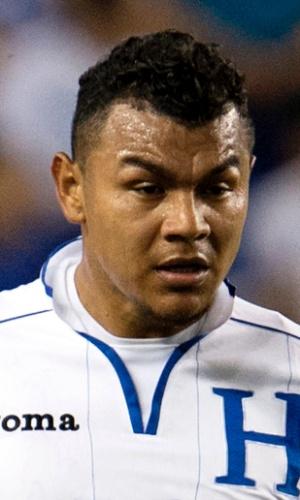 Mario Martínez, jogador de Honduras