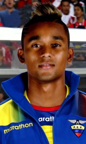 Martínez, jogador do Equador