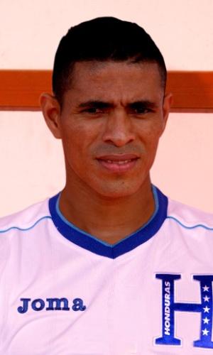 Montes, jogador de Honduras