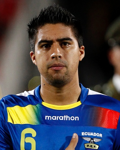 Noboa, volante do Equador