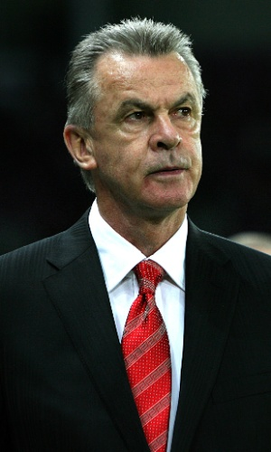 Ottmar Hitzfeld, técnico da Suíça