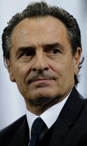 Prandelli, técnico da Itália