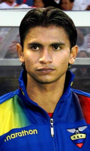 Saritama, jogador do Equador