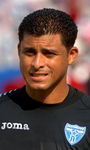 Valladares, goleiro de Honduras