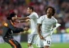 """Marcelo ganha moral antes da Copa: """"alegria imensa"""" - EFE/EPA/JOSE SENA GOULAO"""