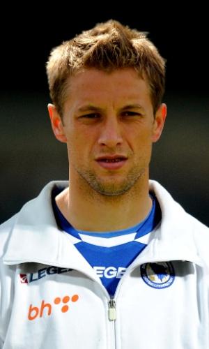 Adnan Mravac, jogador da Bósnia