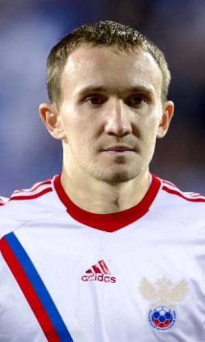 Aleksei Kozlov, jogador da Rússia