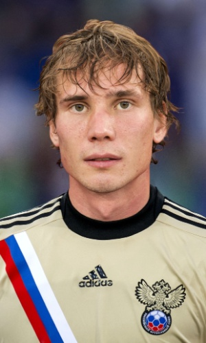 Anton Shunin, jogador da Rússia
