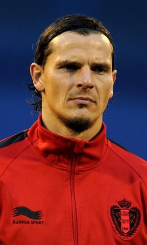 Daniel Van Buyten, jogador da Bélgica