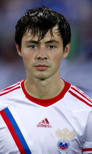 Diniyar Bilyaletdinov, jogador da Rússia
