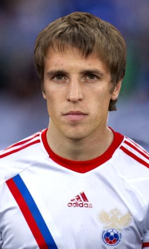 Dmitri Kombarov, jogador da Rússia