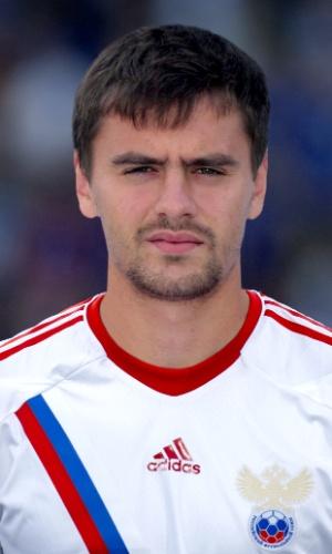 Georgi Schennikov, jogador da Rússia