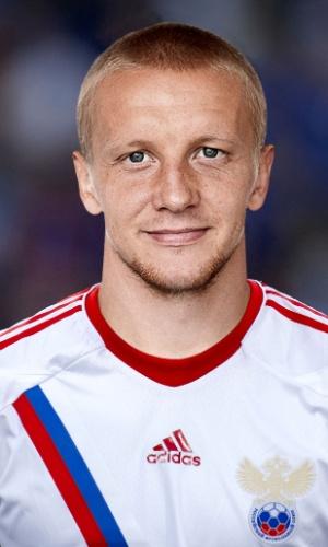 Igor Smolnikov, jogador da Rússia