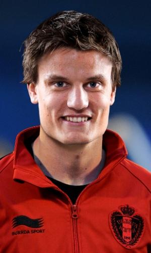 Jelle Vossen, jogador da Bélgica