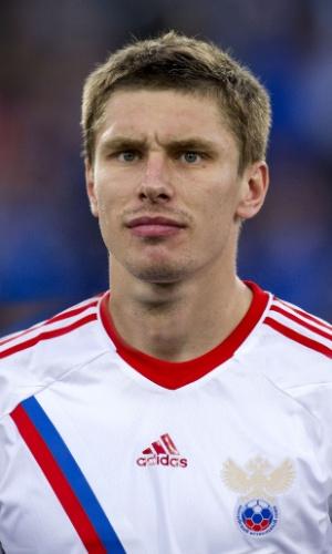 Kirill Nababkin, jogador da Rússia
