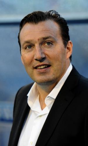 Marc Wilmots, técnico da Bélgica