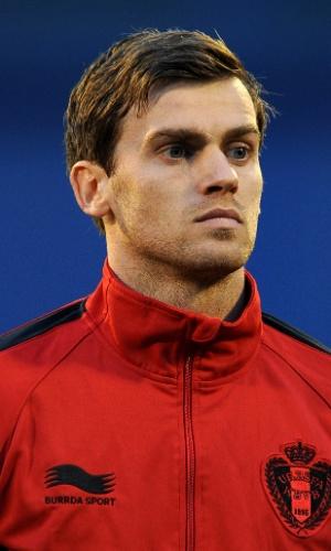 Nicolas Lombaerts, jogador da Bélgica