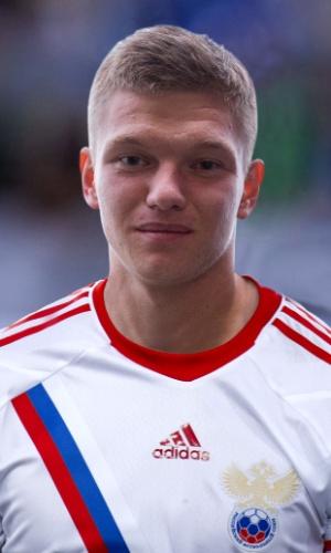 Oleg Shatov, jogador da Rússia