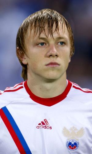 Renat Yanbayev, jogador da Rússia