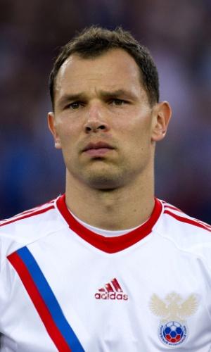 Sergei Ignashevich, jogador da Rússia
