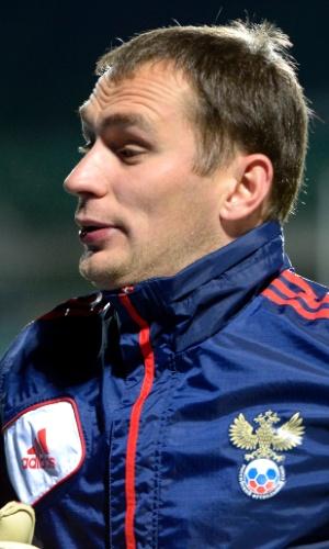 Sergey Ryzhikov, jogador da Rússia