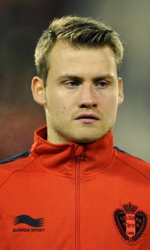 Simon Mignolet, jogador da Bélgica
