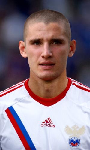 Taras Burlak, jogador da Rússia