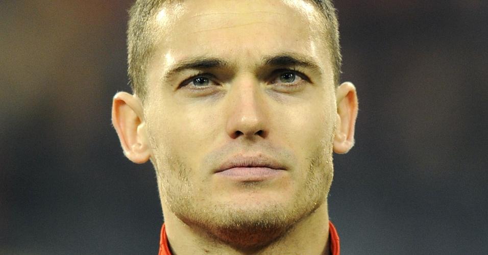 Thomas Vermaelen, jogador da Bélgica