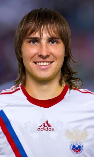 Vitali Dyakov, jogador da Rússia