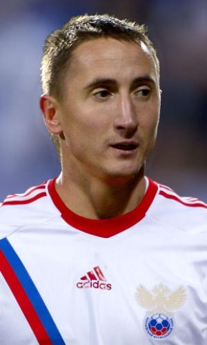 Vladimir Bistrov, jogador da Rússia
