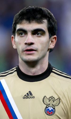 Vladimir Gabulov, jogador da Rússia
