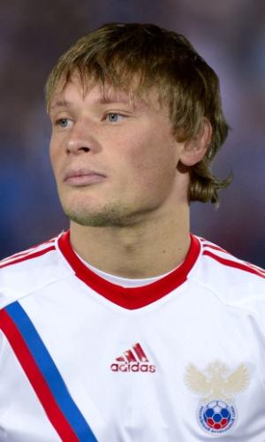 Yevgeni Makeyev, jogador da Rússia