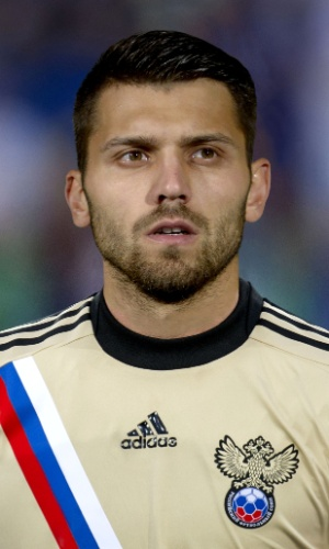 Yuriy Lodygin, jogador da Rússia