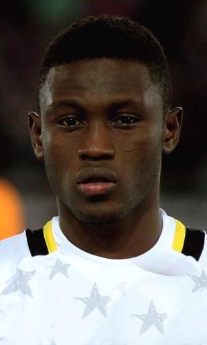 Abdul Majeed Waris, jogador de Gana
