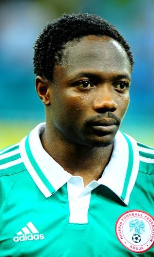 Ahmed Musa, jogador da Nigéria
