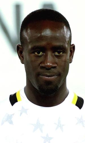 Albert Adomah, jogador de Gana