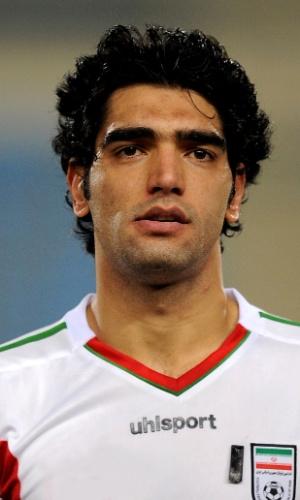 Reza Haghighi, jogador do Irã
