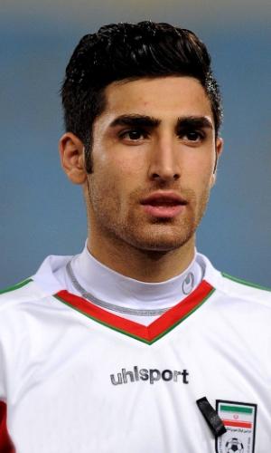 Alireza Jahanbakhsh, jogador do Irã