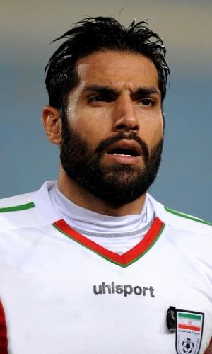Amir Hossein Sadeghi, jogador do Irã