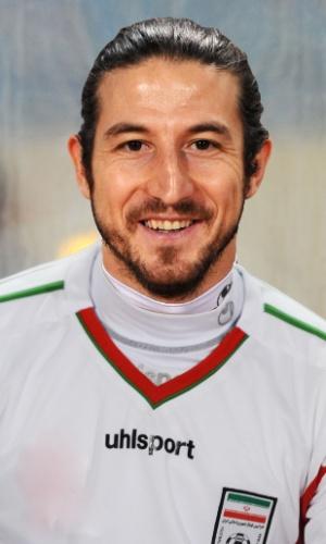 Andranik Teymourian, jogador do Irã