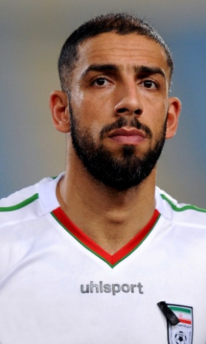 Ashkan Dejagah, jogador do Irã