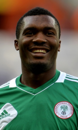 Azubuike Egwuekwe, jogador da Nigéria