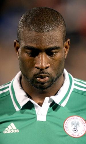 Bright Dike, jogador da Nigéria