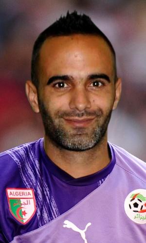 Cedric Si Mohamed, jogador da Argélia