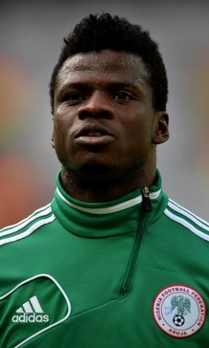 Chigozie Agbim, jogador da Nigéria