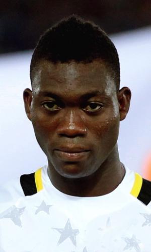 Christian Atsu, jogador de Gana