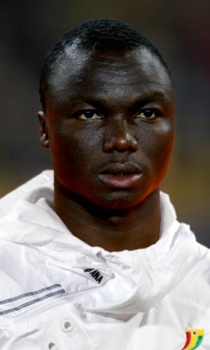 Dominic Adiyiah, jogador de Gana