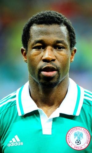 Efe Ambrose, jogador da Nigéria