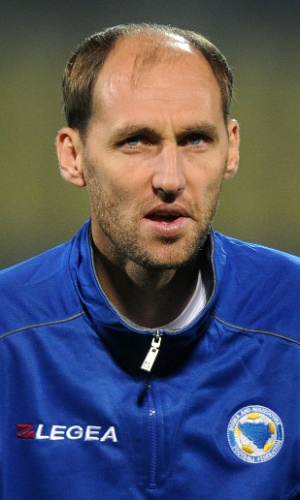 Elvir Rahimic, jogador da Bósnia