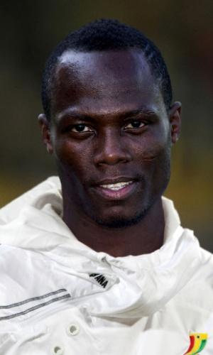 Emannuel Badu, jogador de Gana